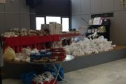 The Politis Group of Companies supports financially weak citizens by putting in the festive table over 1.5 tons of food.