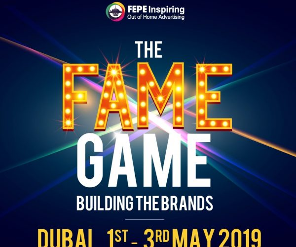 POLITIS GROUP 60TH ANNUAL FEPE INTERNATIONAL CONGRESS, DUBAI 2019.