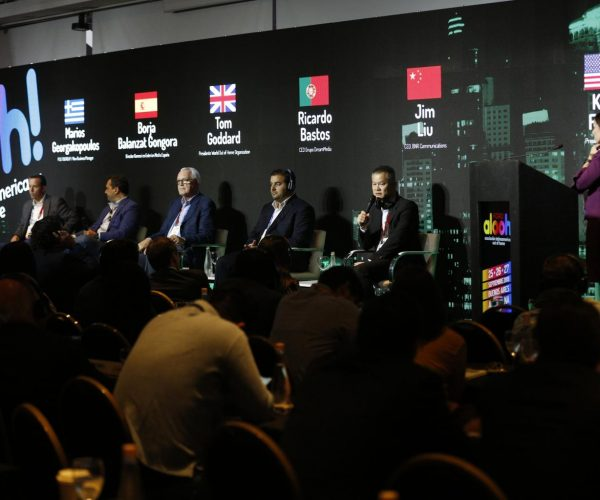 POLITIS GROUP @ FORO ALOOH 2019 in Buenos Aires
